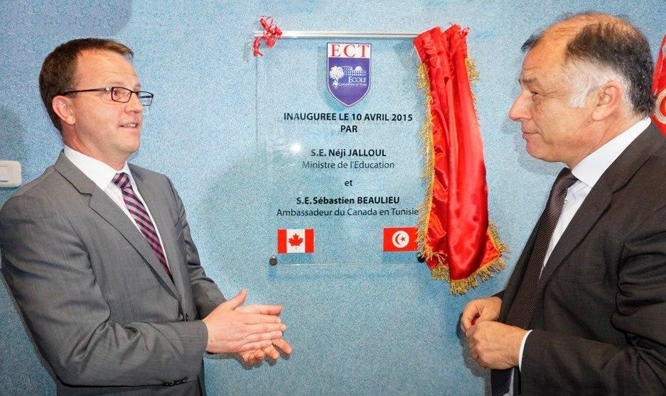 Crédit photo Ambassade du Canada en Tunisie