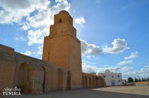 Grande Mosquée de Kairouan.