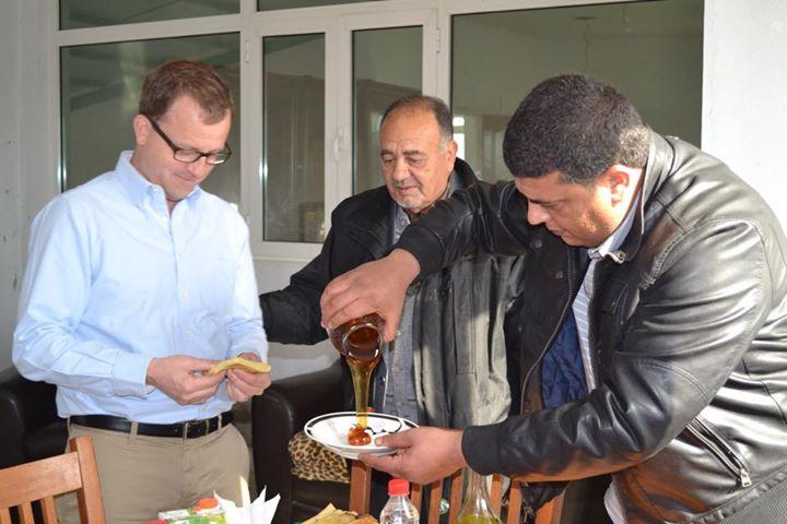 Une huile d'olive canado-tunisienne