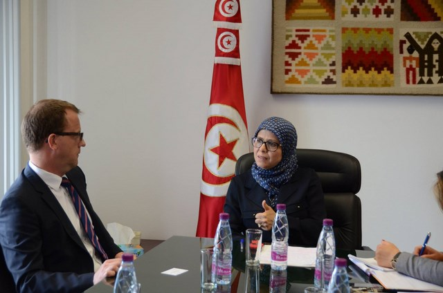 Photo: Ambassade du Canada en Tunisie